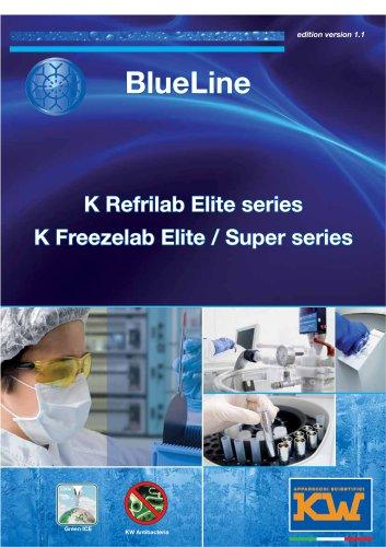K Refrilab Elite series