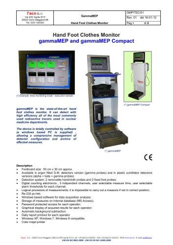 gammaMEP