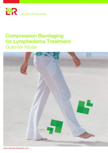Compression Bandaging for Lymphedema Treatment
