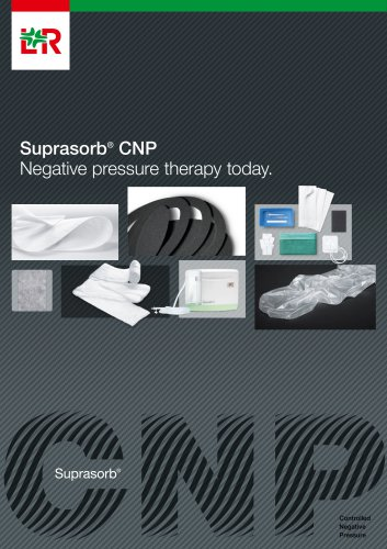 Suprasorb® CNP Negative pressure therapy today