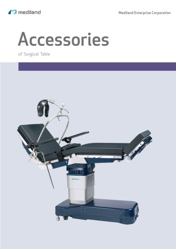 Accessories of Surgical Table