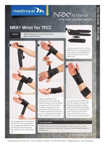 NRX® Wrist for TFCC