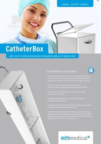 CatheterBox