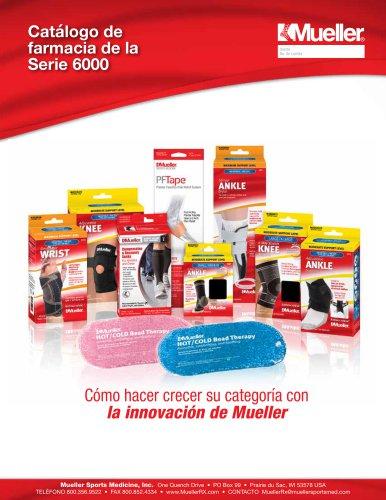 Catálogo de farmacia de la Serie 6000