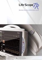 BSM-6000 series Life Scope R Bedside Monitors