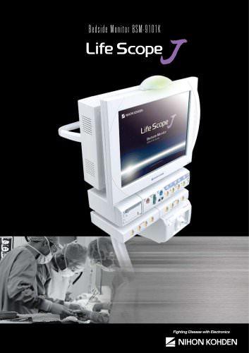 BSM-9101K Life Scope J Bedside Monitor