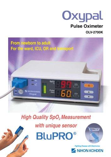 OLV-2700K Oxypal Pulse Oximeter