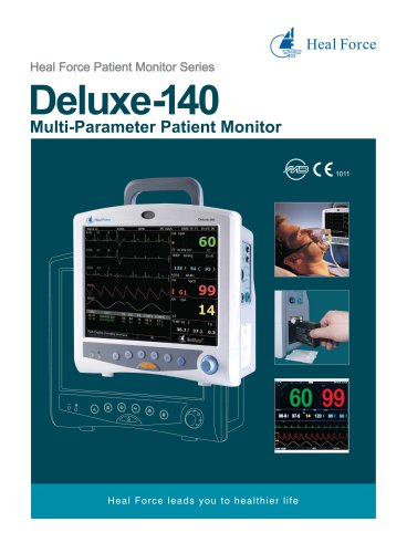 Deluxe-140 Multi-Parameter Monitor