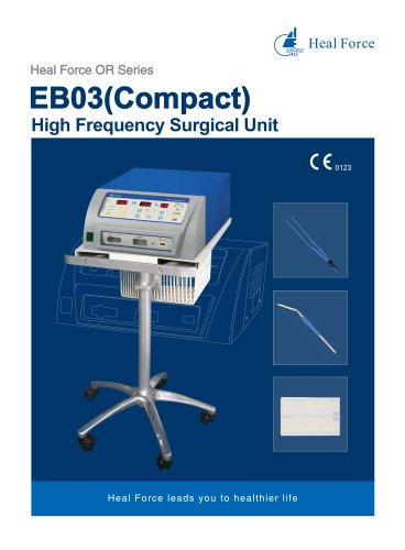 EB03(Compact) High Frequency Surgical Unit