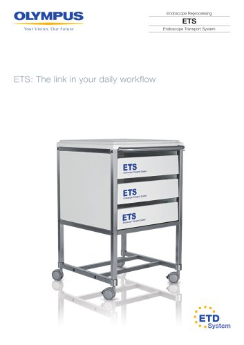 ETS product brochure