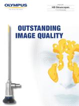 HD Sinuscopes family brochure