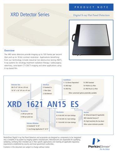 XRD Detector Series
