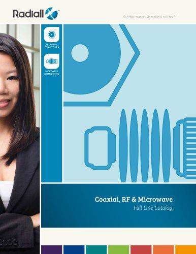 RF Coaxial Connectors Full Line Catalog