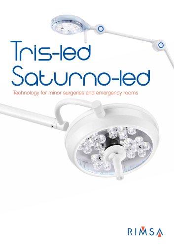 Brochure Tris-led Saturno-led