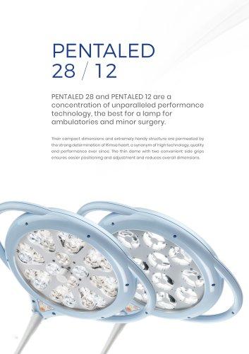 PENTALED 28 / 12