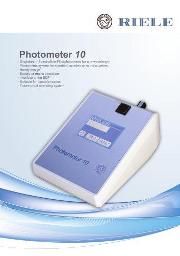 Photometer 10