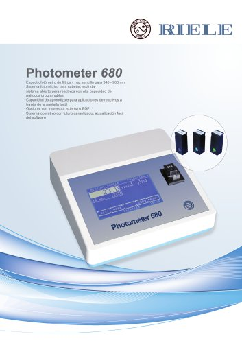 PHOTOMETER 680