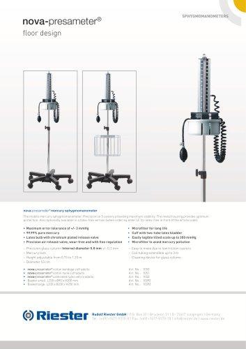 nova-presameter®- desk design