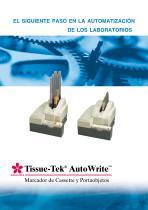 Tissue-Tek® AutoWrite®