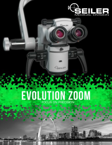 EVOLUTION ZOOM FOCUS ON PRECISION