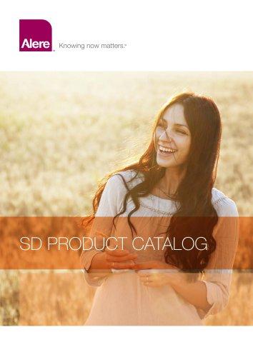 SD PRODUCT CATALOG