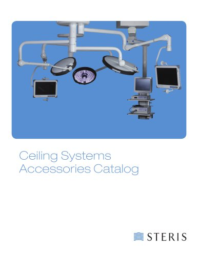 Ceiling Systems Accessories Catalog