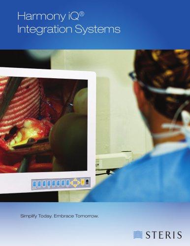 Harmony iQ® Integration Systems