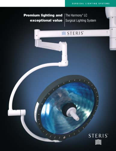 Harmony® LC Surgical Lighting System