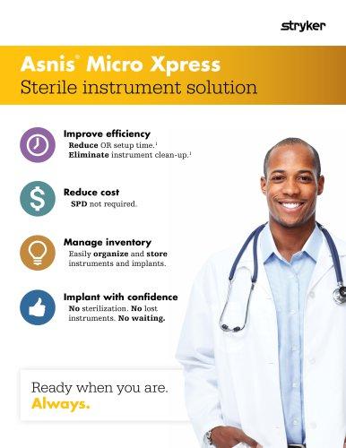 Asnis ®  Micro Xpress