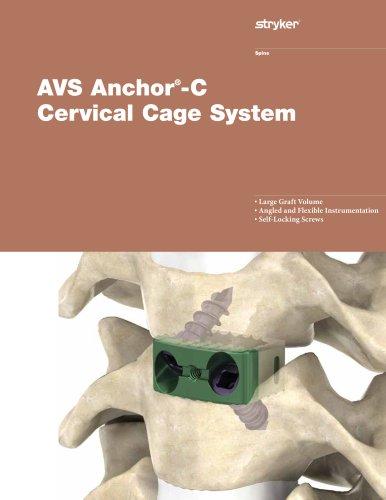 AVS Anchor® -C