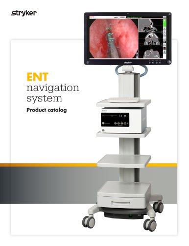 ENT navigation system