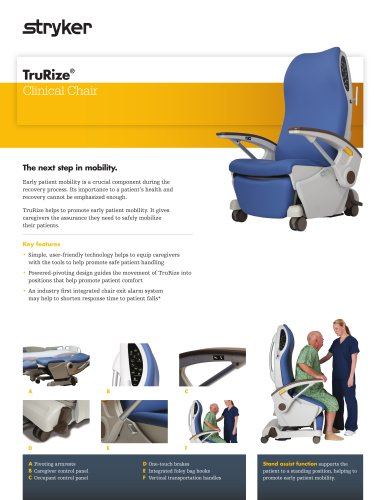 TruRize® Clinical Chair