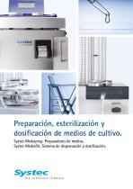 Systec Media preparators