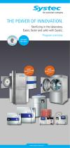 Systec Product catalogue