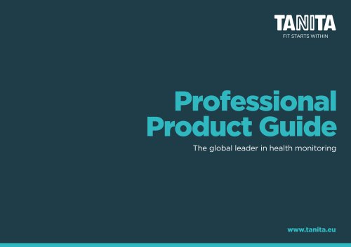 Professional Product Guide