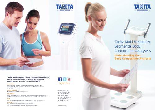 Tanita - Understanding your readings