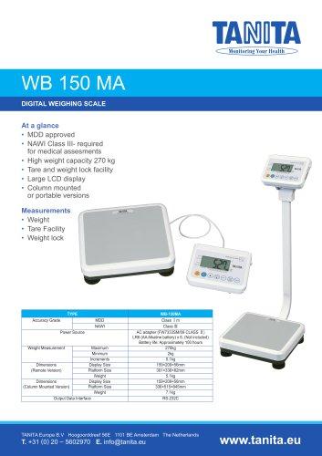 WB-150 MA