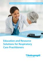 Education and Resource Solutions for Respiratory Care Practitioners
