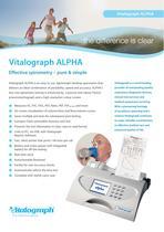 Vitalograph ALPHA
