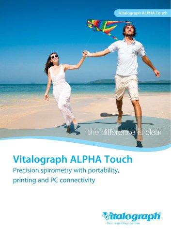 Vitalograph ALPHA Touch