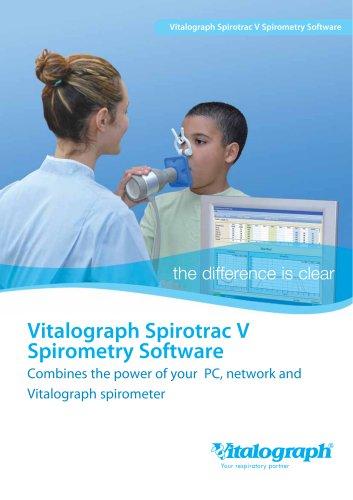 Vitalograph Spirotrac V