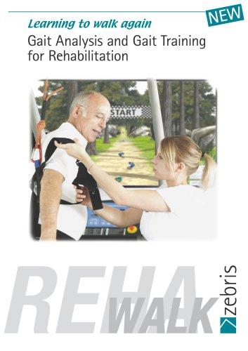 Gait Analysis and Gait Training for Rehabilitation