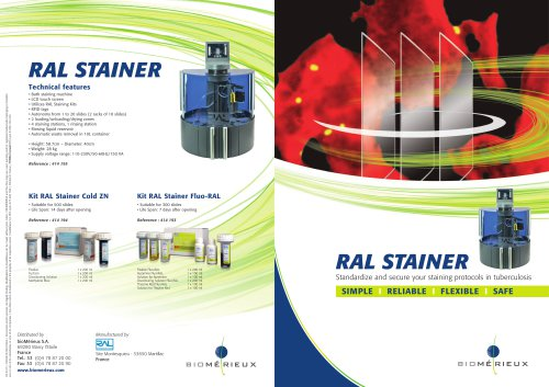 RAL STAINER