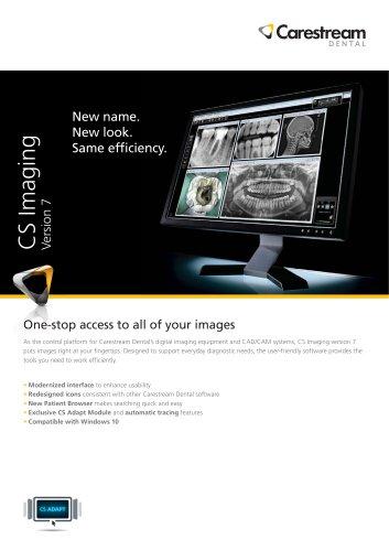 CS Imaging Version 7