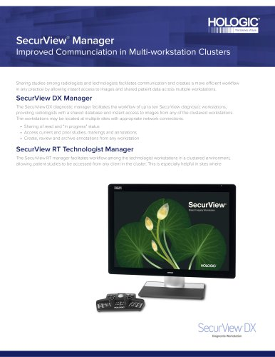 SecurView Manager