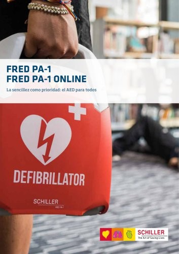 AED FRED PA-1 / FRED PA-1 Online