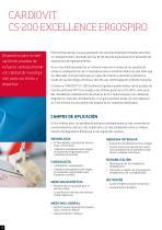 CARDIOVIT CS-200 Excellence ErgoSpiro - 2