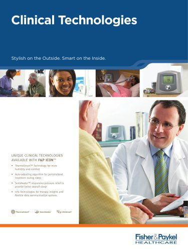 Clinical Technologies Brochure