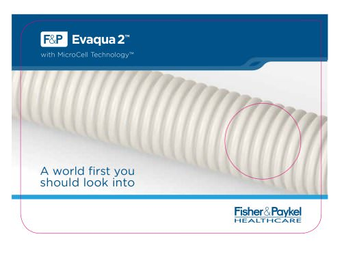 Evaqua 2? Infant Product Booklet