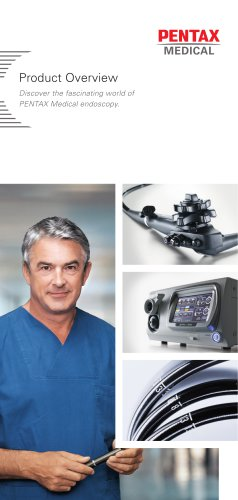 Discover the fascinating world of PENTAX Medical endoscopy